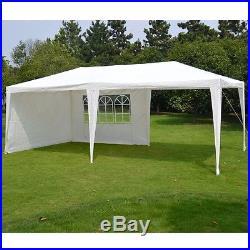 Wedding Party Tent Outdoor Easy Set Gazebo BBQ Pavilion Canopy 10'X30'/10'X20